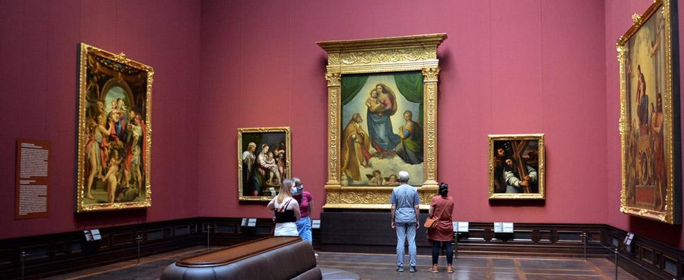 Führung durch die Gemäldegalerie Alte Meister