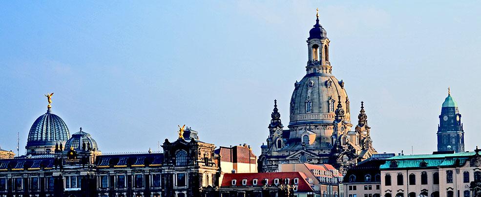 Dresden einzigartig, die Stadtführung